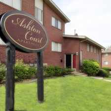 Rental info for Ashton Court Apartments in the Waldo area