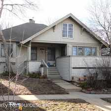 Rental info for 961-963 11th Street in the Boulder area