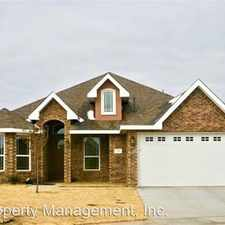 Rental info for 1101 Lumina Court in the 79701 area