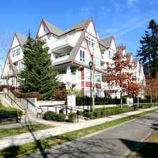 Rental info for 6833 Village Green #320 in the Burnaby area