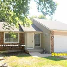 Rental info for 13741 W 62nd St in the 66216 area
