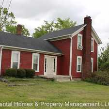Rental info for 4015 W. Coldwater Rd.