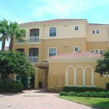 Rental info for 30 Casa Bella Circle 1001
