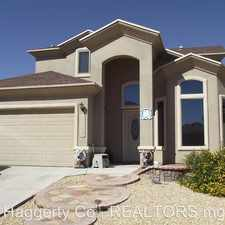 Rental info for 5369 Jack Marcus