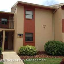 Rental info for 2721 Golf Lake Circle Unit 1722 in the 32935 area