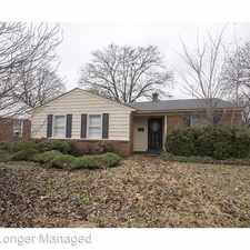 Rental info for 1275 Holliday