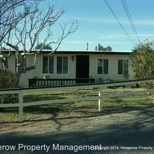 Rental info for 2112 Monticello Road #B