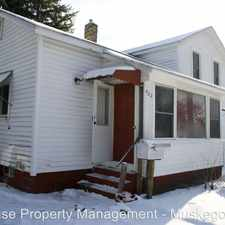 Rental info for 922 Wood Street in the Angell area