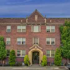 Rental info for Roosevelt Apartments - Studio + extra room in the Seattle area