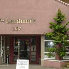 Rental info for Landmark Apartments - 1 bedroom in the Seattle area