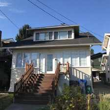 Rental info for 1377 Quorum Real Estate - 5 bedrooms or more in the Loyal Heights area