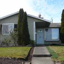 Rental info for West Seattle House - 3 bedrooms + den in the High Point area
