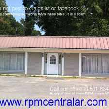 Rental info for 11125 Chicot Rd.
