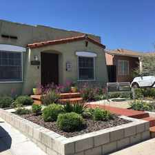 Rental info for Two Bedroom In Mid City San Diego in the San Diego area
