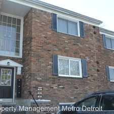 Rental info for 31831 Grand River Ave Unit 52