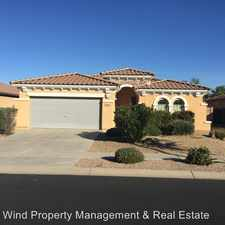 Rental info for 864 E. Riviera Place in the Chandler area