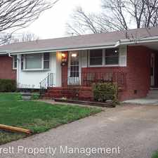 Rental info for 10 Astor Drive in the Newport News area