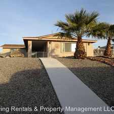 Rental info for 2451 Seabring Drive in the 86403 area