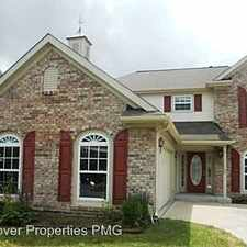 Rental info for 11409 Pace Ct. in the Indianapolis area