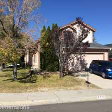 Rental info for 5965 Walnut Creek Road in the Northgate area