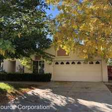Rental info for 4010 Belleshire Way in the Palmdale area