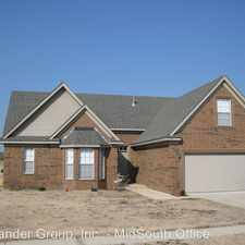Rental info for 508 Woodland View in the West Memphis area