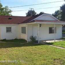 Rental info for 316 Parsons in the Ypsilanti area