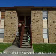 Rental info for 300 MOURSUND #6 in the San Antonio area