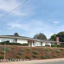Rental info for 1375 MUIRLANDS VISTA WAY in the San Diego area