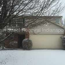 Rental info for 8930 Lighthorse Dr - 3 Bedroom Home with a Loft in the Indianapolis area