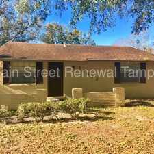Rental info for 16022 Saddle Creek Drive in the Tampa area