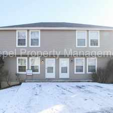 Rental info for 4 Bedroom 2 Bath Townhome in the Ashland Ridge area