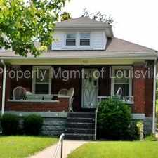 Rental info for 2BD/1BA Single Family Home in the Chickasaw area