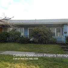 Rental info for 690 E 22nd Ave in the Eugene area
