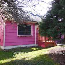 Rental info for 2743 Potter in the Eugene area