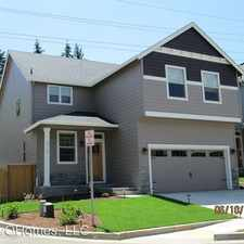 Rental info for 5714 NW 25TH Cir in the Portland area