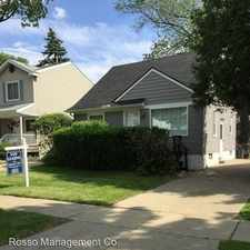Rental info for 1326 EAST LINCOLN in the 48073 area