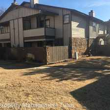 Rental info for 6370-A S 80th E Ave in the Tulsa area