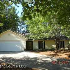Rental info for 1072 Crystal Springs Trail