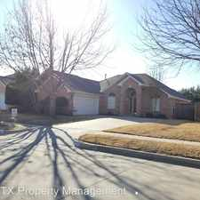Rental info for 7737 Lexus Dr in the Fort Worth area