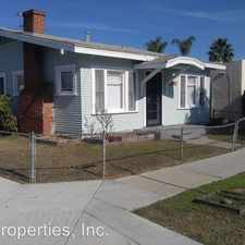 Rental info for 3702 Meade Ave. in the Normal Heights area