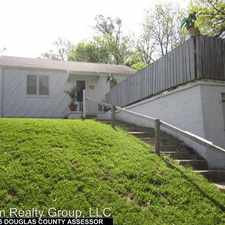 Rental info for 3549 N 37 St in the North Omaha area