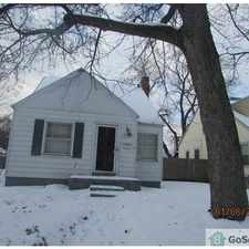 Rental info for MOVE IN READY HOME!! in the Detroit area