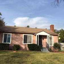 Rental info for 2335 Queensberry Road Pasadena Four BR, Great single story home