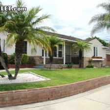 Rental info for Three Bedroom In Eastern San Diego in the San Diego area