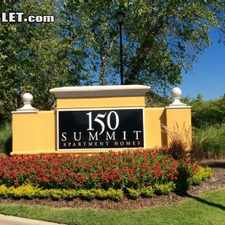 Rental info for $950 1 bedroom Apartment in Other Jefferson County Outside Birmingham in the Birmingham area
