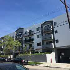 Rental info for Sierra Crest Apartments in the West Hollywood area