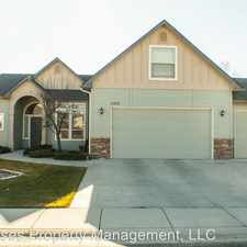 Rental info for 11631 W Wagon Pass St. in the Boise City area