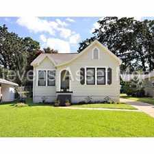 Rental info for * CHARMING 3/2 HIGHLANDS HOME * in the Bossier City area