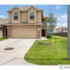 Rental info for 3 bedroom 2.5 bath single family house near FM 1960 & Kykendahl for rent. Section 8 only in the Houston area